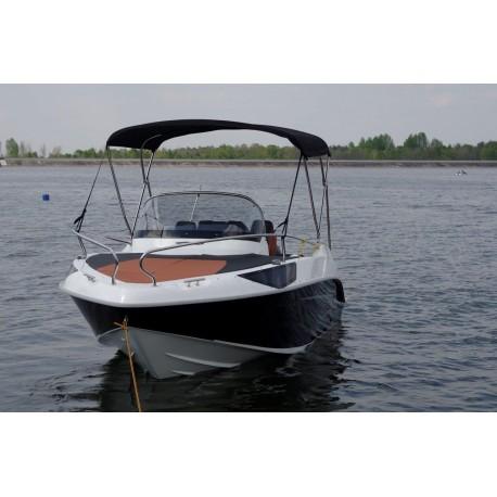 Motorový člun GALE 545 Sundeck - AZ Boat