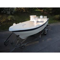 Motorový člun Fin 520