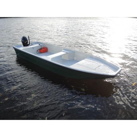 Bára 500 L motorový člun pramice loď