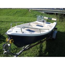 Motorový člun Aneta 400 Lux