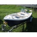 Motorboot  Aneta 400 Lux